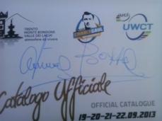 Világbajnoki Autogramm :)