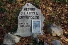 Coppi Emlékmű
